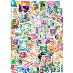 Kyпить 275 Old Foreign Postage Stamps, ALL DIFFERENT!! на еВаy.соm
