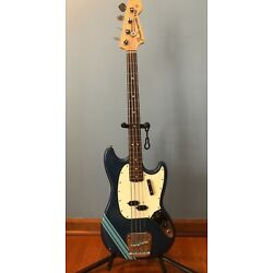 Kyпить 1971 Fender Mustang Bass Competition  на еВаy.соm