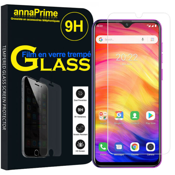 FrankreichLot/Pack Tempered Glass Film Shield For  Note 7P 6.1