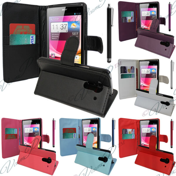 FrankreichCovers Case  Case Cover Holder Video for Acer Liquid Z5 Duos