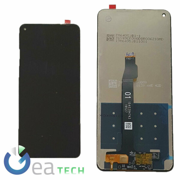 ItalienLcd-Display+Touch Screen AAA+ Für Huawei P40 Lite 5G CDY-NX9A Monitor Schwarz