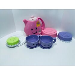 Kyпить Fisher Price Laugh & Learn Smart Stages Teapot Pretend Singing Musical Toy Set на еВаy.соm