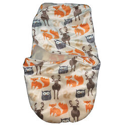Kyпить Hudson Baby Boy Unisex Swaddle Wrap Forest на еВаy.соm