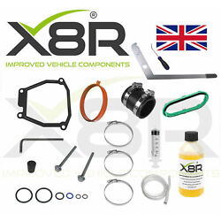 BMW Mini Cooper S R53 R52 Eaton Supercharger Oil Service with Aux Changing Tool