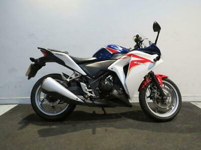 2012 HONDA CBR250 CBR 250 BLUE NATIONWIDE DELIVERY AVAILABLE