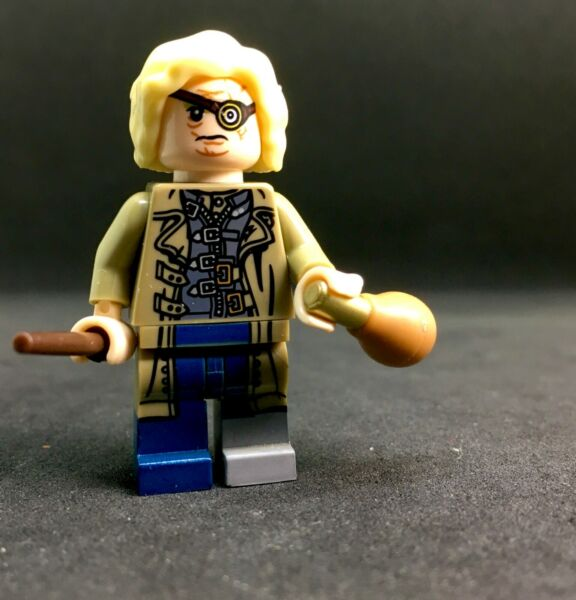 SpanienHARRY POTTER MAD EYE MOODY minifigure serie COLLECTORS