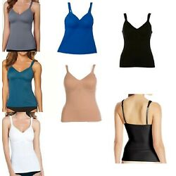 Kyпить Rhonda Shear Everyday Molded Cup Camisole Choice of Sizes/Colors на еВаy.соm