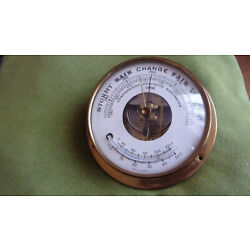 Kyпить org. alt Stockburger Compensated  Precision Präzisions Barometer mit Thermometer на еВаy.соm