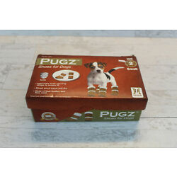 PUGZ Shoes for Dogs Outdoor Adjustable Dog Boots By Hugs Pet Products Size Small
