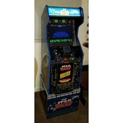 Kyпить Arcade 1UP STAR WARS w/riser. Perfect condition, adult owned. Come get it. на еВаy.соm