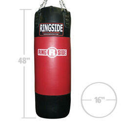 Kyпить Ringside Soft Filled Leather 100, 130, 150 and 200 lb. Heavy Bags на еВаy.соm