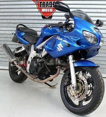 NOW SOLD MORE WANTED SELL US YOUR BIKE 1999 99 T SUZUKI SV650 S SX CURVY PROJECT