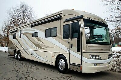 2008 American Eagle American Coach 45H JUST SERVICED FULLY LOADED READY TO GO!