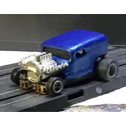 Kyпить AFX 31 Ford Model A HotRod chopped panel hoslotcar megag+mag whls,new custom на еВаy.соm