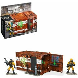 Kyпить Mega Construx Call Of Duty Hazmat Lab Armory NEW Damage box на еВаy.соm