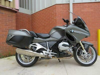 2014 BMW R1200RT R1200 RT GREY NATIONWIDE DELIVERY AVAILABLE