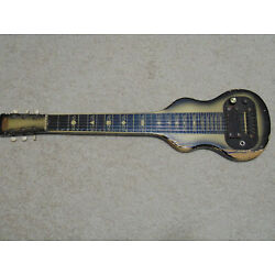 Kyпить SUPRO Lap Steel Guitar Vintage working pickup Kluson tuners ? fair condition на еВаy.соm