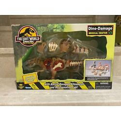 Out of print Kenner 1997 Jurassic Park operating table toys