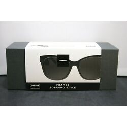 Kyпить Bose Soprano Cat Eye Bluetooth Audio Sunglasses Black NIB LOOK!!!!!!!!!!!!! на еВаy.соm