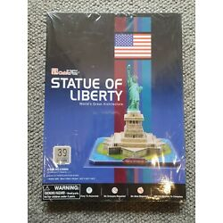 Kyпить NEW & Still Sealed Statue of Liberty 39pc 3D Puzzle Architecture FREE POST на еВаy.соm