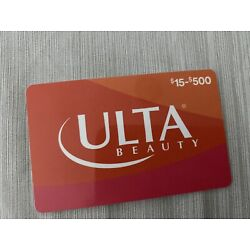 Kyпить Ulta Gift Card, $80 VERIFIED на еВаy.соm
