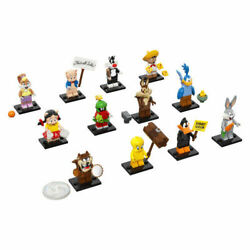 Kyпить LEGO LOONEY TUNES Complete Set of 12 Collectible Minifigures 71030 Pre-order на еВаy.соm