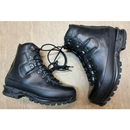 img-(SUPERGRADE) Meindl German Army SF GoreTex Black Mountain Combat Para Boots