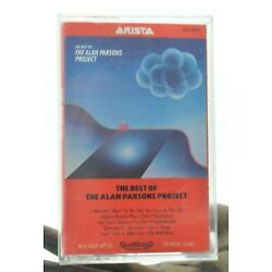 SEALED Vintage Cassette Tape The Best of the Alan Parsons Project ARISTA 1983