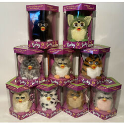 Kyпить Vintage Furby's of all colors! 70-800 Interactive Toy, New in Box 39.99 - $79.99 на еВаy.соm