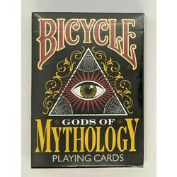 Kyпить New Bicycle Gods of Mythology Playing Cards! Kickstarter Project - Rare! на еВаy.соm