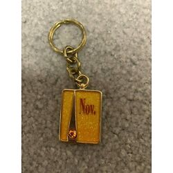 Kyпить Vintage November Birthstone Key Chain - Brand=Crownmark -Topaz-Free Shipping на еВаy.соm
