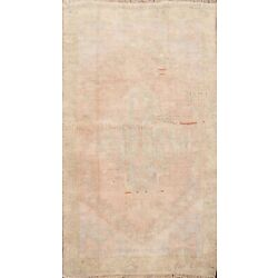 Kyпить Muted Geometric Oushak Turkish Distressed Hand-knotted Oriental Area Rug 2x3 New на еВаy.соm
