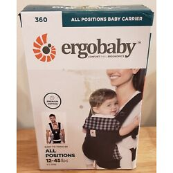 Kyпить Ergobaby 360 All-In-One Baby Carrier - Baby to Toddler - [NEW IN OPEN BOX] на еВаy.соm