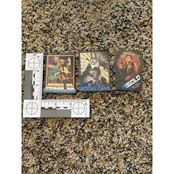 star wars solo stickers lot of 3
