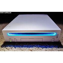 Kyпить Replacement Nintendo Wii White Console System Popular Games Installed на еВаy.соm