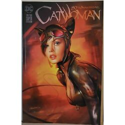 Catwoman 80th Anniversary - Shannon Maer Variant Cover