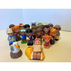 Kyпить Lot of 19 HappyLand Early Learning Center Mini Figures People Toy Set на еВаy.соm