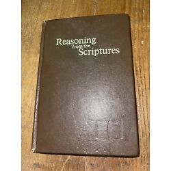 Kyпить Reasoning From The Scriptures Jehovah witness 1985 на еВаy.соm