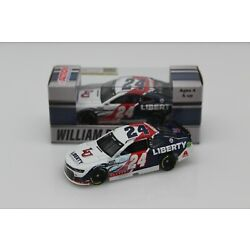 2021 WILLIAM BYRON #24 Liberty University 1:64 In Stock Free Shipping