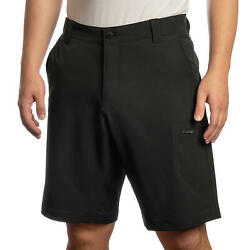 ZEROXPOSUR MEN'S STRETCH TRAVEL SHORTS *NEW WITH TAGS