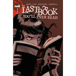 The Last Book You'll Ever Read #1 You Pick From Main & Variant Vault Comics 2021
