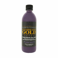 ULTIMATE GOLD DETOX DRINK 16OZ - Works in One Hour ''GRAPE''