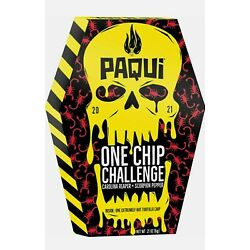 24h deal 19.99$ ????  Paqui One Chip Challenge Carolina Reaper and Scorpion Pepper