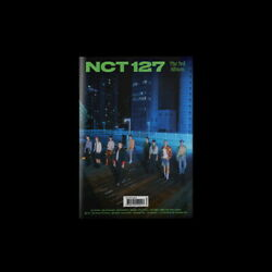 NCT 127 - Sticker [Seoul City ver.] CD+On Pack Poster+Poster+Gift / EXPRESS SHIP