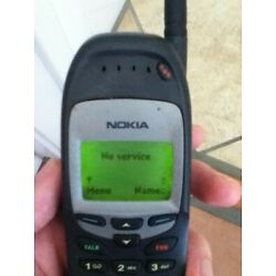 Nokia 6161 Bell South Vintage Brick Cell Phone