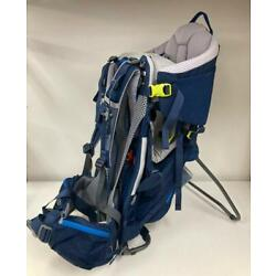 Deuter Kid Comfort Child Carrier and Backpack, Midnight, 3621221