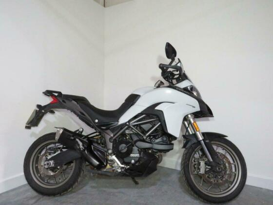 2018 DUCATI MULTISTRADA 950 WHITE NATIONWIDE DELIVERY AVAILABLE