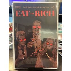 Eat The Rich # 1 by Sarah Gailey - Cover A