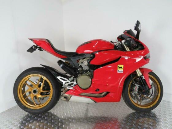 2012 DUCATI 1199 PANIGALE RED NATIONWIDE DELIVERY AVAILABLE