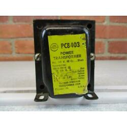 Stancor PC-8403 Power Transformer PC8403 for Tube Amp 250 0 250 70ma